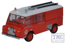 76LRC005 Oxford OO Gauge Land Rover FT6 Carmichael New Zealand Fire Service