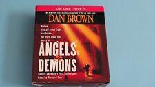 """ANGELS & DEMONS"" - by Dan Brown - AUDIO BOOK - 6 DISCS UNABRIDGED"
