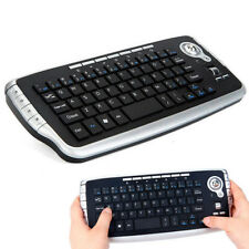 Mini 2.4Ghz Wireless Keyboard Smart Touchpad With Mouse For PC PS4 Smart TV US