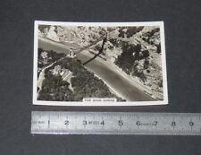 1939 BRITAIN FROM THE AIR SENIOR SERVICE CIGARETTE CARD # 23 AVON GORGE