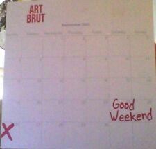 "Art Brut Good weekend vinyl 7"""