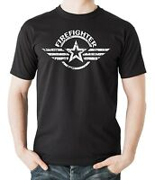 Firefighter T-Shirt Gift For Firefighter Profession  Occupation Tee Shirt