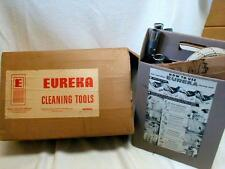 Vintage S255 Eureka Cleaning Tools Caddy Original Box Rare with Paperwork Used