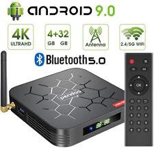 Android 9.0 TV Box Pendoo X6 PRO Box 4GB DDR3 32GB EMMC Dual WiFi BT5.0