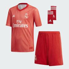 adidas Real Madrid Kid's 18/19 3rd Mini Kit - 13-14 Years - Vinicius JR. 13 -New