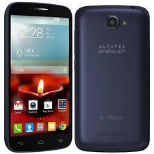 Alcatel One Touch Fierce 2 4GB 7040T T-Mobile Android Smartphone Navy Blue
