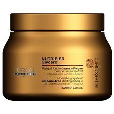 L'OREAL nutrifier Glicerina & Coco Olio Nutriente Maschera 500 ML