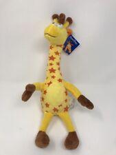 """NEW TRU plush Geoffrey Giraffe Stuffed Animal Toys R Us 17"""" 2018 Last Ever Made"""