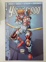 YOUNGBLOOD #1 (1998) AWESOME ALAN MOORE! STEVE SKROCE! ROB LIEFELD VARIANT COVER