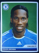 Panini 105 Didier Drogba Chelsea FC UEFA CL 2006/07