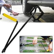 Car_Steel Garage Tire Wheel Lug Wrench Scissor Jack Crank Speed Handle Lift Tool