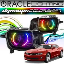 ORACLE Lighting 1314-332 Dynamic ColorSHIFT Headlight Halo Kit For Camaro 10-13