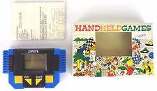 hand held games, vintage, nuovo con scatola