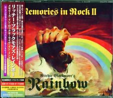 RITCHIE BLACKMORE'S RAINBOW-MEMORIES IN...-JAPAN 3 CD+DVD BONUS TRACK Ltd/Ed N44