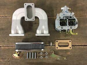 MG Midget, Triumph Spitfire 1500 Original WEBER 32/36 Dgv Carburetor Set System