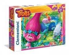 TROLLS Poppy PUZZLE MAXI 60 pezzi  bambini Clementoni