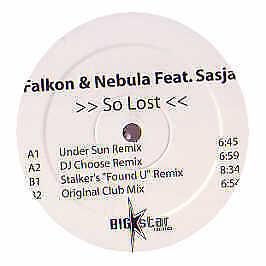 Falkon & Nebula Ft Sasja - So Lost - Big Star - 2006 #197505