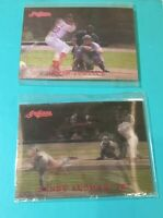 SANDY ALOMAR JR 1998 SPECIAL EDITION MAGIC MOTION Larger Card Tough Find Indians