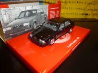1/43 Minichamps Alfa Romeo 75 America 1987 400120463 1-4004 nero noir black