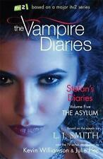 The Asylum (Vampire Diaries: Stefan's Diaries) by L J Smith | Paperback Book | 9
