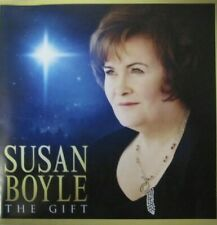 SUSAN BOYLE - THE GIFT - CD