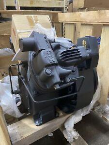 Ingersoll Rand 7100 Air Compressor Pump 2 Stage 10-15Hp 2-1/2 Oil Qt