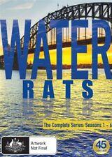 Water Rats The complete Season Series 1+2+3+4+5+6 DVD Box Set 45-Disc Set R4