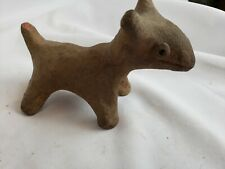 Rare authentic pre-colombian pottery, #3, old damage