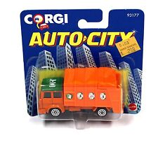 Corgi Jr 93177 Auto City Recycling Refuse Garbage Truck MOC 1993 HO 1:87
