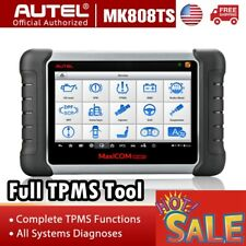 AUTEL MK808TS Automotive EOBD OBDII Code Reader OBD2 All Systems Scanner Tool