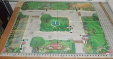 FISHER-PRICE Sweet Streets Main Street Fabric Play Mat Loving Family