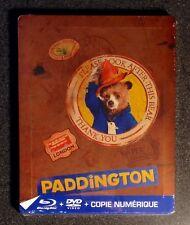PADDINGTON Blu-Ray SteelBook FNAC Exclusive France Only 1 On eBay OOP Rare! Read