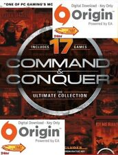Command and Conquer The Ultimate Collection PC Origin NO DISC *FAST DELIVERY*