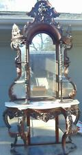 J. & J.W. Meeks (New York) Rosewood Etagere Lot 124
