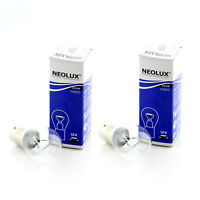 2x Neolux Rear Reverse Safety Back-Up Lamp Light Bulbs Replacement Pair