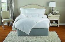 Mainstays Down Alternative Comforter White True Twin/twin XL