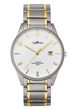 TEMPIC - Titanuhr - Uhr -Titan - Titanium - TEGT-50313-12M - NEU - OVP