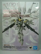 GUNDAM FIX FIGURATION METAL COMPOSITE Wing Gundam Snow White Prelude anime