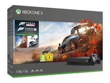 MICROSOFT Xbox One X 1TB Konsole – Forza Horizon 4 & Forza Motorsport 7 NEU OVP