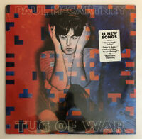 Paul McCartney - Tug Of War - Factory SEALED 1982 1st Press Hype Sticker