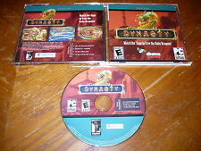 Dynasty PC CD-ROM 2006 Oberon Media Game for Windows 95/98/Me/2000/XP