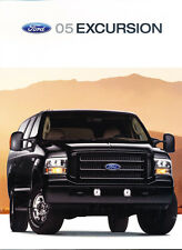 2005 Ford Excursion 14-page Original Sales Brochure Catalog - Limited Truck