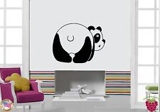 Wall Stickers Vinyl Decal Funny Panda Animals For Children z1151