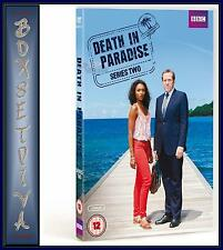 DEATH IN PARADISE - COMPLETE SERIES 2 *** BRAND NEW DVD ***