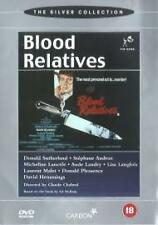 BLOOD RELATIVES CLAUDE CHABROL DONALD SUTHERLAND PLEASENCE SILVER COL UK DVD NEW