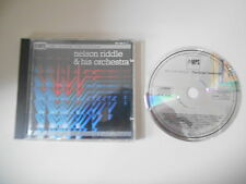 CD JAZZ Nelson Riddle Orchestra-SILVER COLLECTION (20) canzone MPS