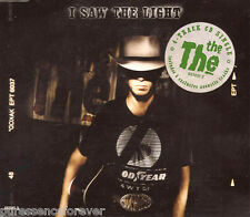 THE THE - I Saw The Light (UK 4 Track CD Single)