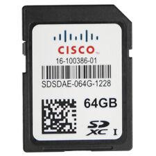 Cisco UCS-SD-64G-S, 64GB SD Memory Card Module for Cisco UCS Servers SDXC