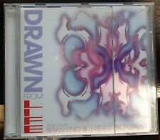 Brian Eno & J. Peter Schwalm ‎– Drawn From Life CD 2001 Venture ‎– CDVE 954