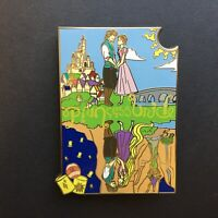 Tangled Rapunzel Flynn Rider - Princess Bride - FANTASY Disney Pin 0